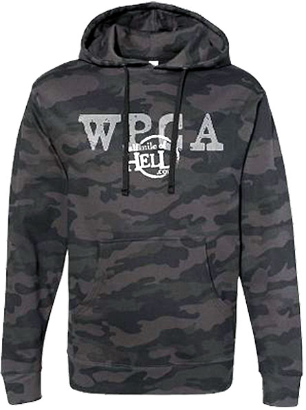 Mens/Ladies Camo Hoody