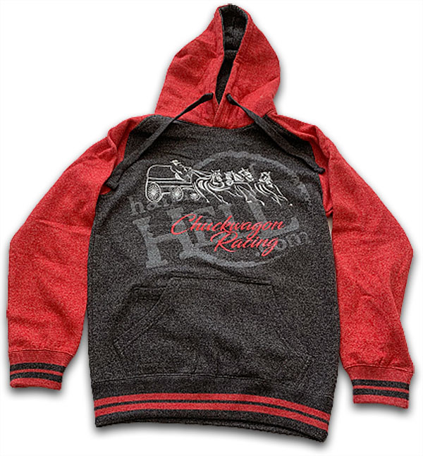 Mens/Ladies Hooded Fleece