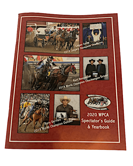 Cover 2020 WPCA Spectator Guide