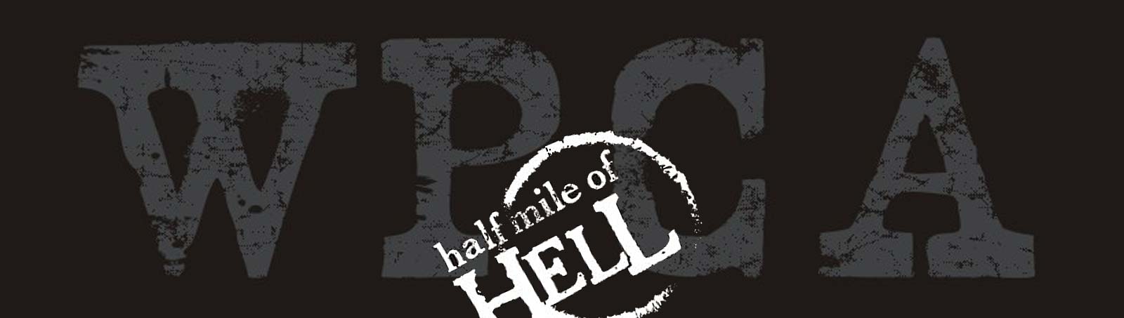 WPCA Half Mile of Hell banner