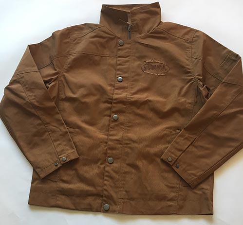 WPCA Mens and Ladies Canvas barn jacket